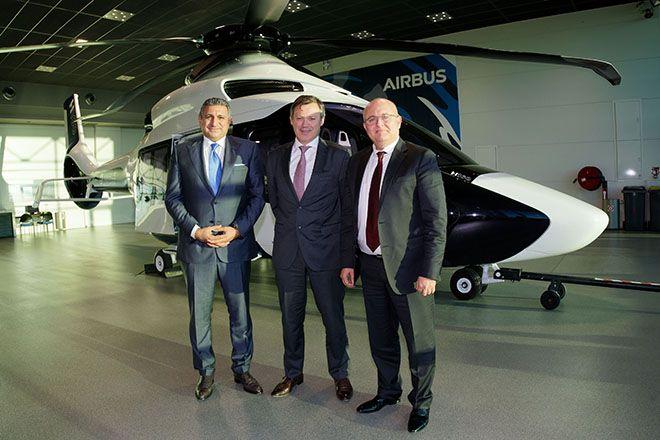 Airbus Helicopters'ın yeni temsilcisi SB Havacılık