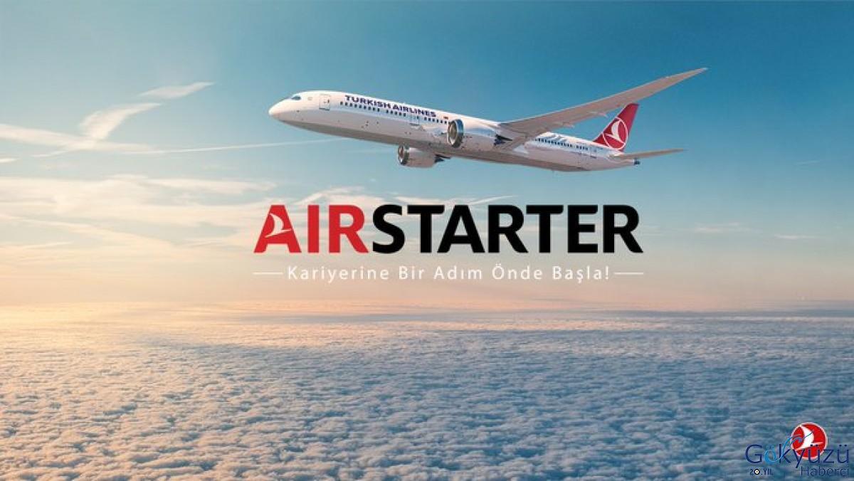 AIRSTARTER ile kariyerine bir adım önde başla!