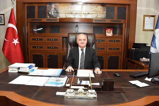 AKBULUT'un 7 Aralık Dünya Sivil Havacılık Günü Mesajı