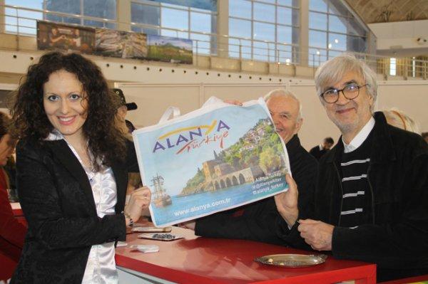 Alanya, Belgrad'da Dünya'ya Tanıtıldı