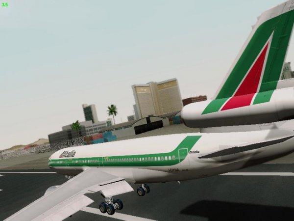 Alitalia Havayolları'nın genel müdürü anlattı