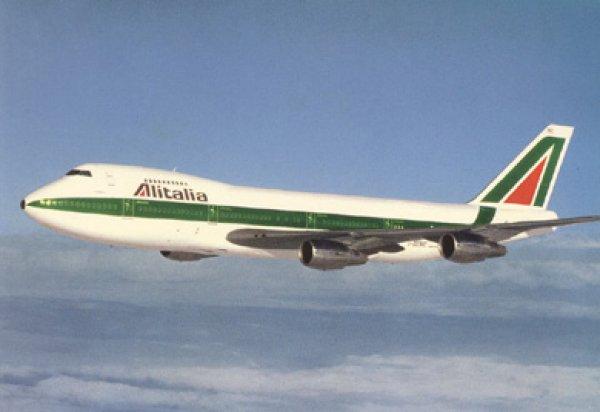 Alitalia Milli takımın formalarını kaybetti