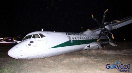 Alitalia Pistten Çıktı!