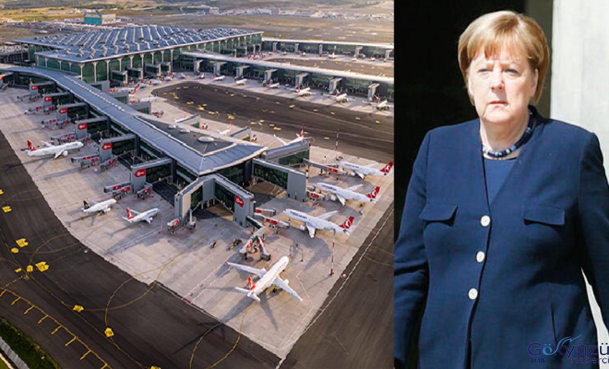 Almanlar da şaşırdı, Havayolları şokta!