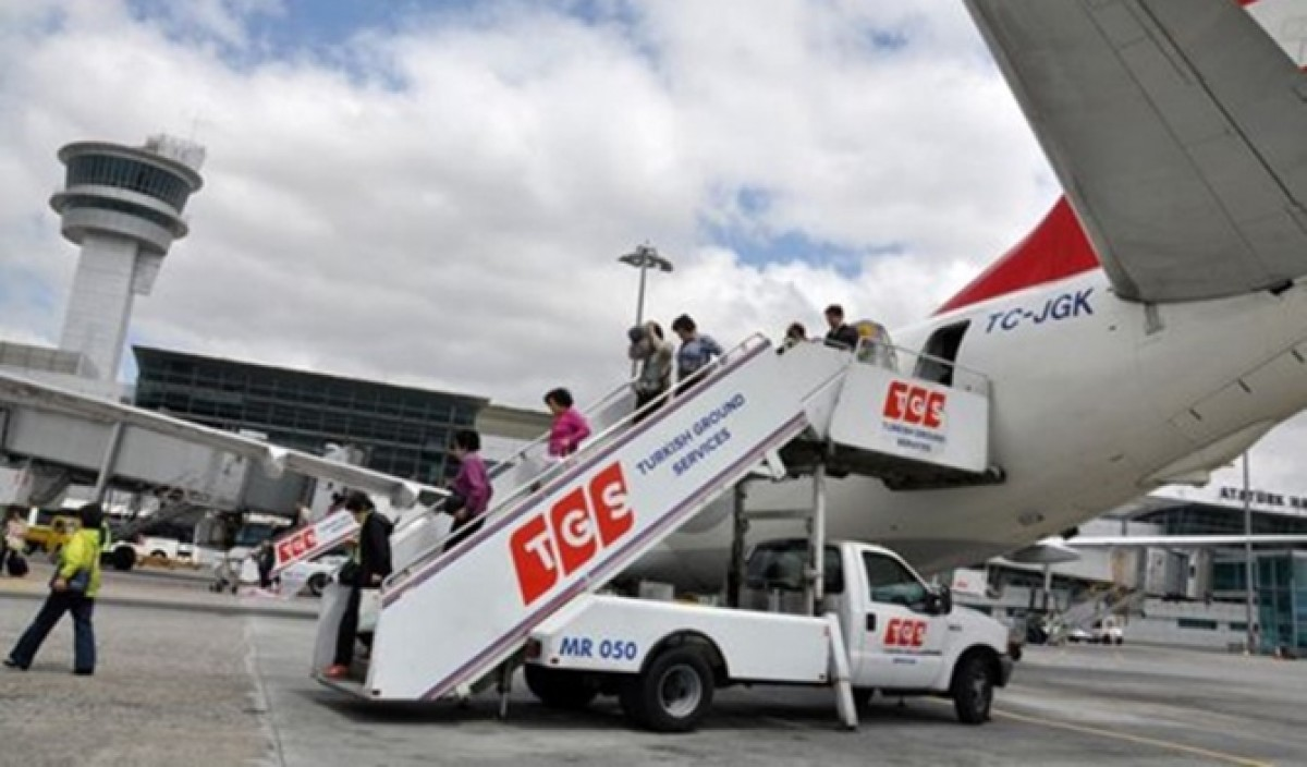 Almanya, 2000 Euro'ya Türk yer hizmetleri memuru arıyor