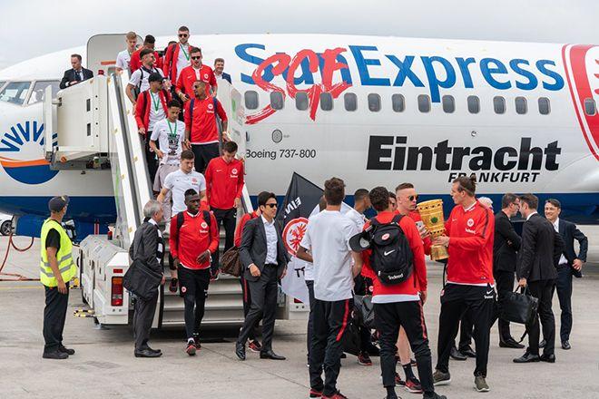 Almanya kupası SunExpress ile taşındı!