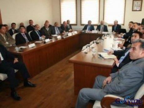 Alp Havacılık Şirketi yatırım için Sivas'a geldi