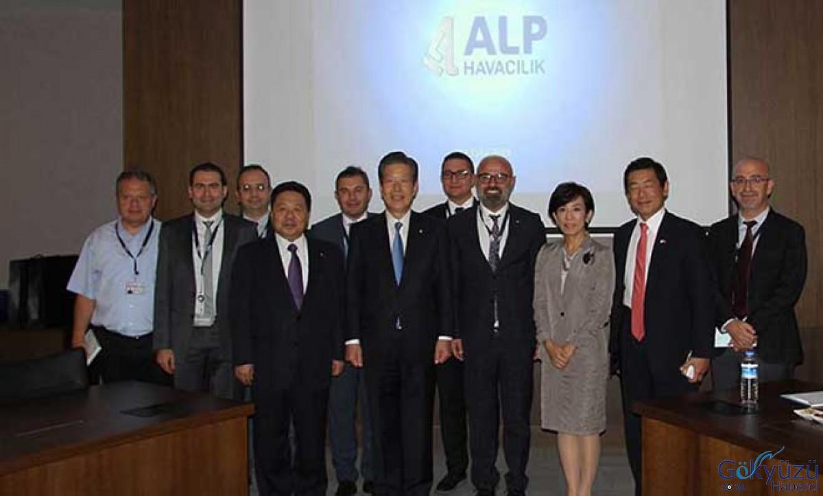 Alp Havacılık'a Japon ilgisi