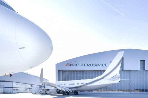 Amac Aerospace Turkey FAAden Yetki Aldı