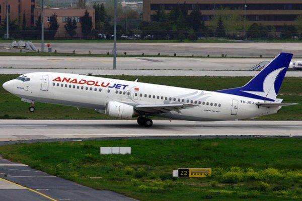 AnadoluJet'in K.K.T.C.-Antalya Direkt Uçuşları Başlıyor