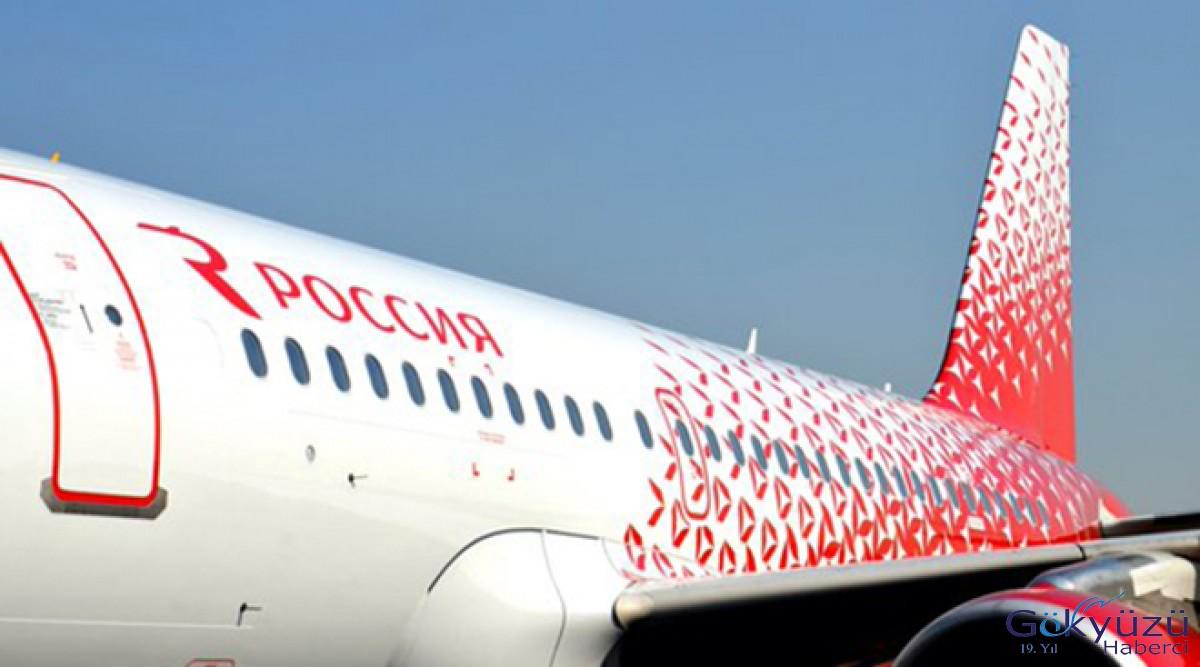 Antalya uçağındaki sarhoş yolcu hostese saldırdı!