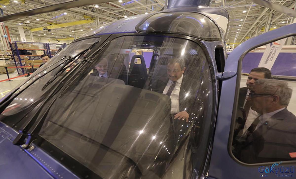 #ATAK 2 taarruz helikopterimizin ilk uçuşuna 3 yıl kaldı