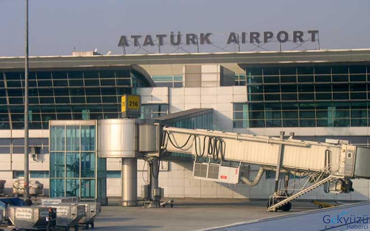 Atatürk Havalimanı kış gelmeden yıkılıyor!