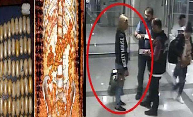 Atatürk Havalimanı'nda şoke eden görüntü!