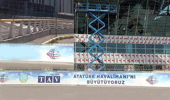 Atatürk Havalimanı'nı Büyütüyoruz!