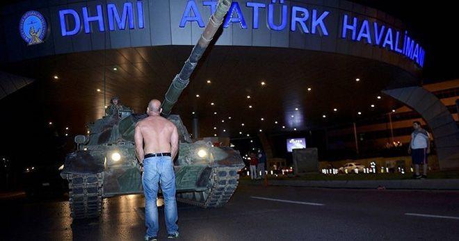 Atatürk Havalimanı'nı işgal girişimi davası