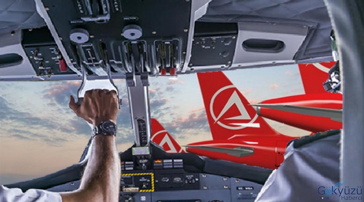 AtlasGlobal 50 İkinci pilotu işten çıkarttı!