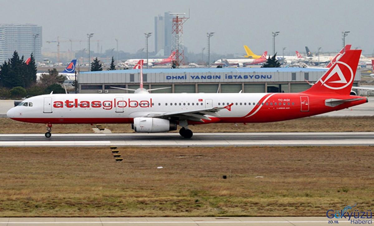 Atlasglobal için iflas iddiası: Tüm uçuşlarına son verdi!