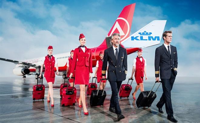 Atlasglobal İle KLM Güçlerini Birleştirdi