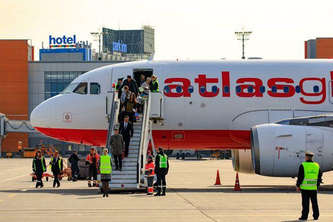 Atlasglobal'in Moskova Uçuşları Başladı