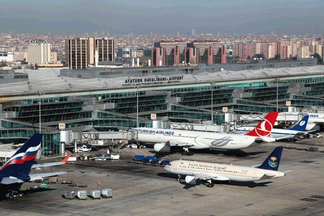 'Avrupa'nın En Çok Büyüyen Havalimanı'