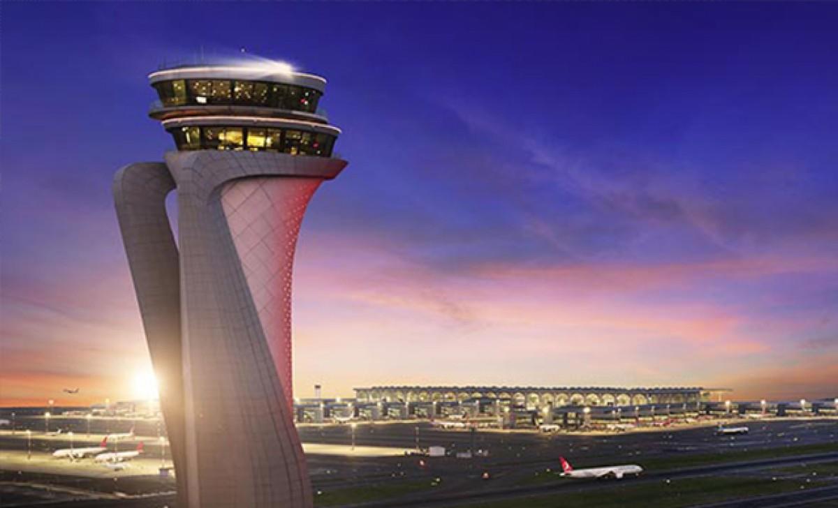 Avrupa'nın en yoğun havalimanı İstanbul Havalimanı oldu
