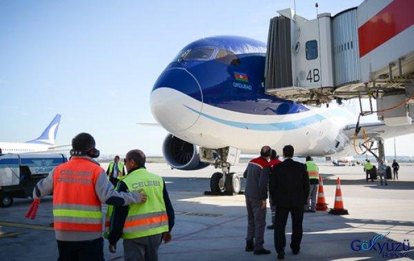 Azerbaycan'ın 787'sine Yine Çelebi Hizmet Verdi