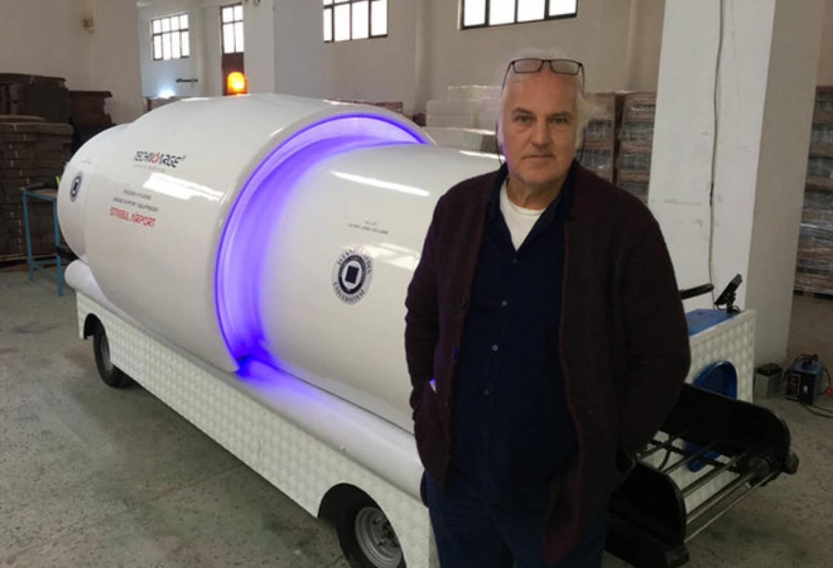 Bagajlar yerli teknolojiyle dezenfekte edilecek
