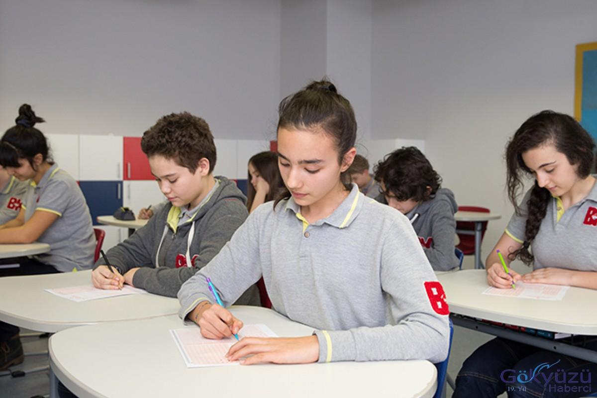 Bahçeşehir Koleji Okula Kabul Sınavı başvurular başladı