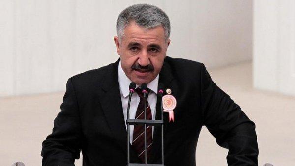 Bakan Ahmet Arslan'dan Yeni Yıl Mesajı