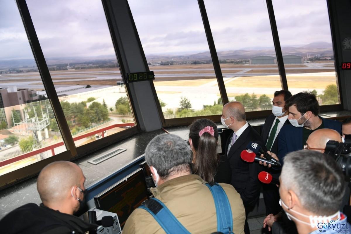 Bakan Karaismailoğlu'ndan İstanbul Havalimanı paylaşımı