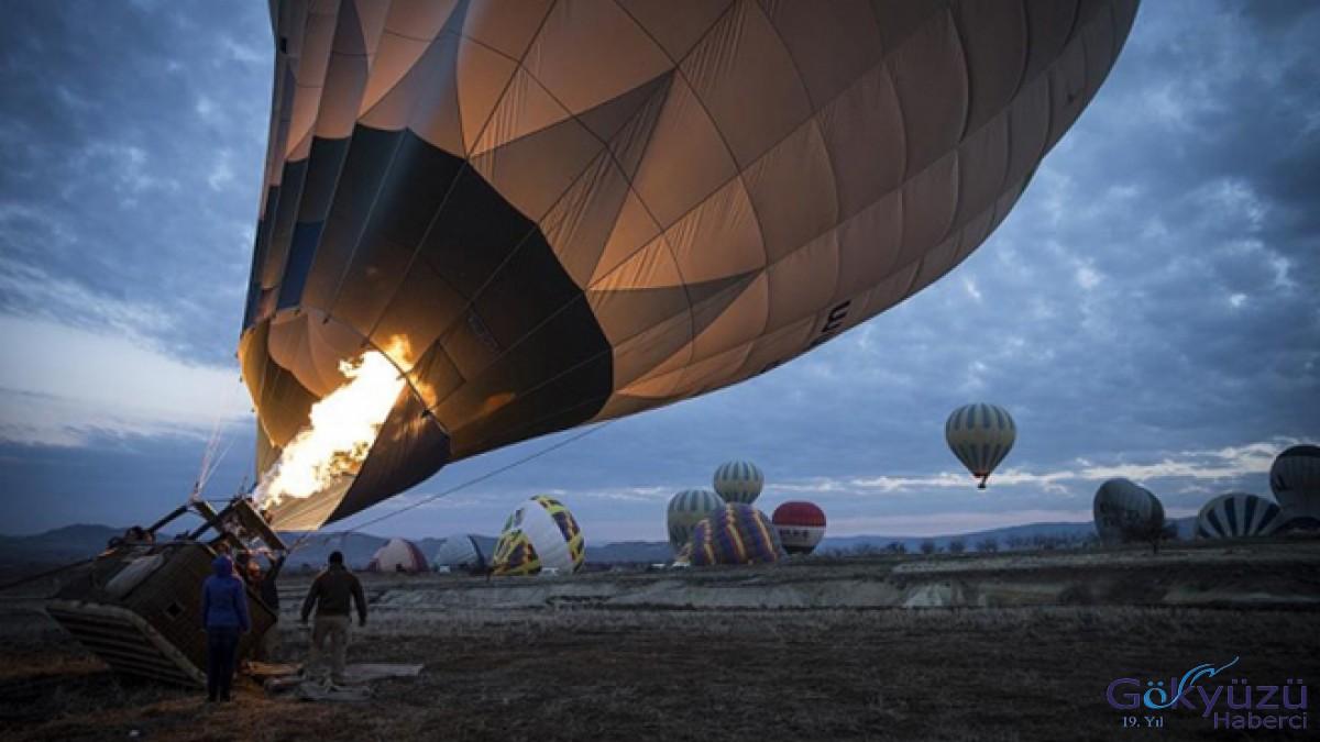 Balon uçuşlarından turizme 70 milyon Avro!