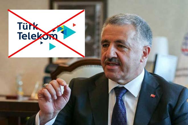 Basın özgürlüğünü kısıtlayan Türk Telekom!!