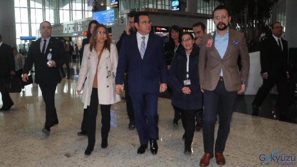 Başkan Morales'ten İstanbul Havalimanı'na övgü