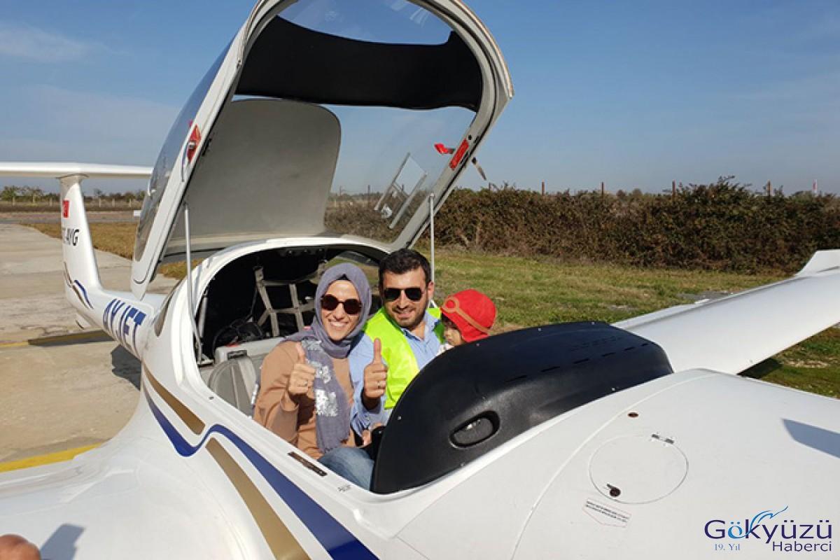 Bayraktar pilotluk kursunu tamamladı!