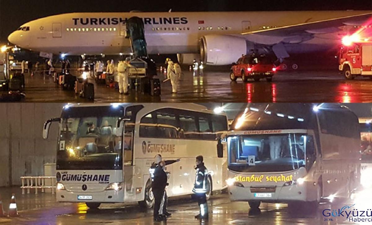 Fenerbahçe'nin kiraladığı Berke Özer,Trabzon'a geldi