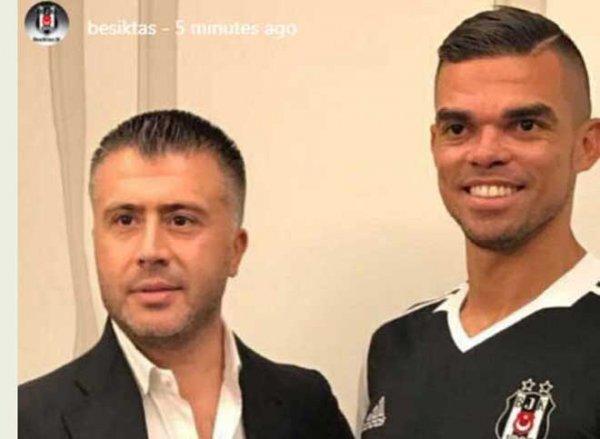 BEŞİKTAŞ Transferi Pepe kimdir?