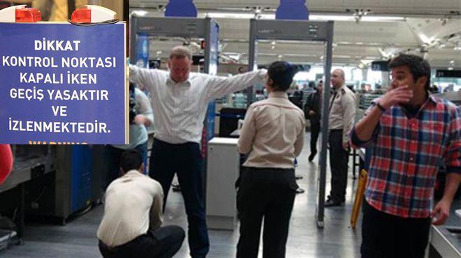 Biletsiz yolcu uçaklara kaçak binemeyecek!