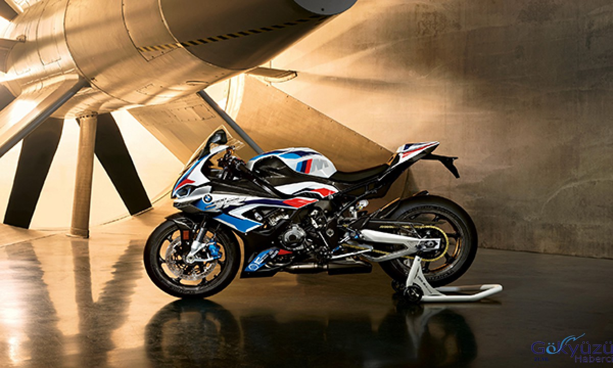 BMW Motorrad'da Bir İlk: M Frenler ve M Karbon Jantlar