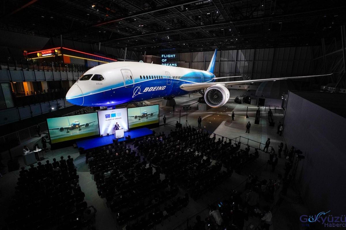 Boeing 27 bin çalışanını işbaşı yapmaya çağırdı.