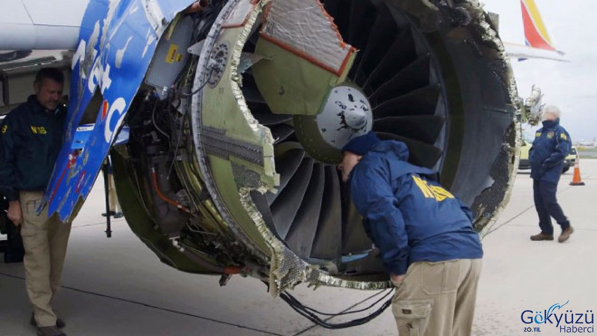 Boeing 7 bin tane B737 NG'i geri çağırabilir!