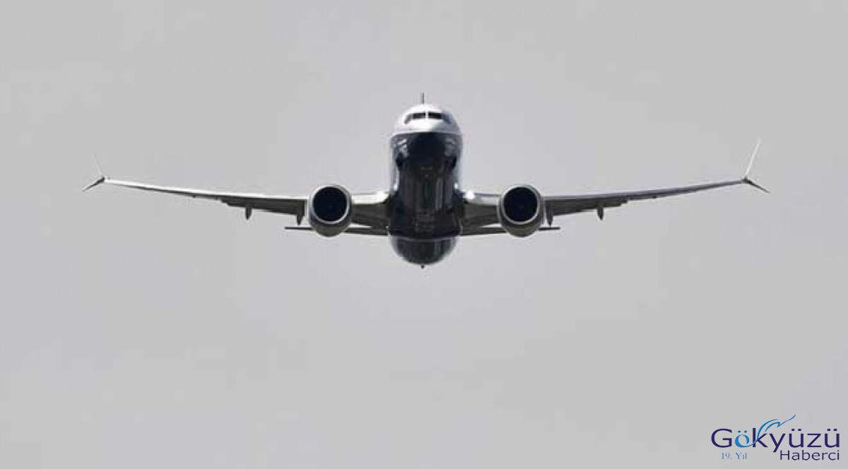 Boeing 737-800 tipi uçak acil iniş yaptı!