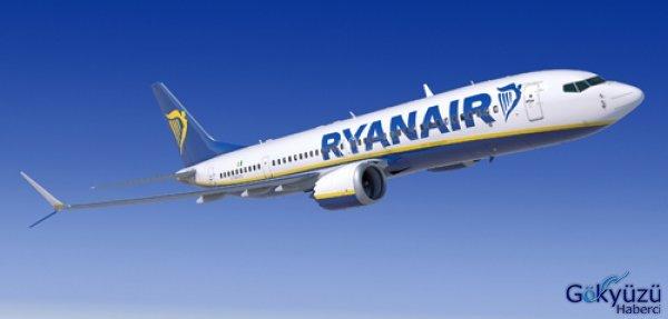 Boeing 737 MAX 200'ün Lansmanını Ryanair ile Yapıyor