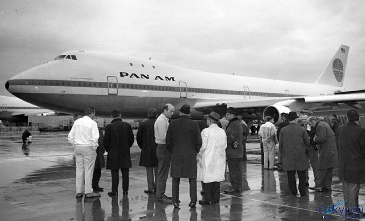 Boeing 747 Bugün Hizmette 50 Yılını Kutluyor!