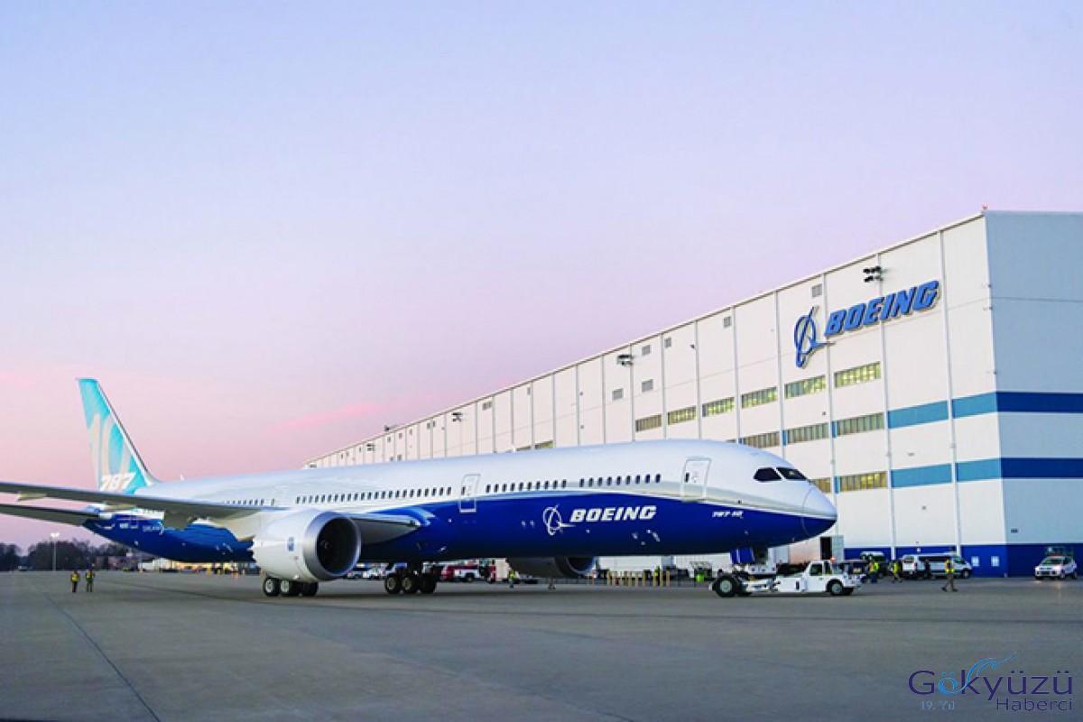 Boeing'e kasırga tokatı...