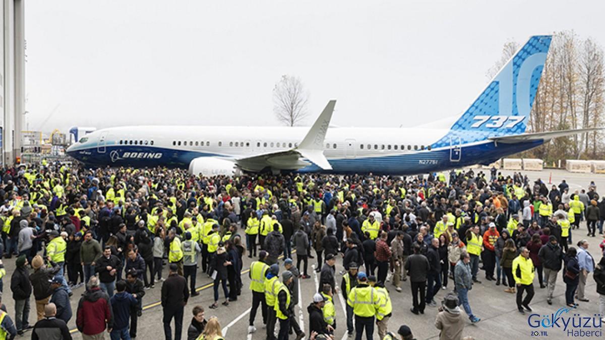 Boeing ne diyor?