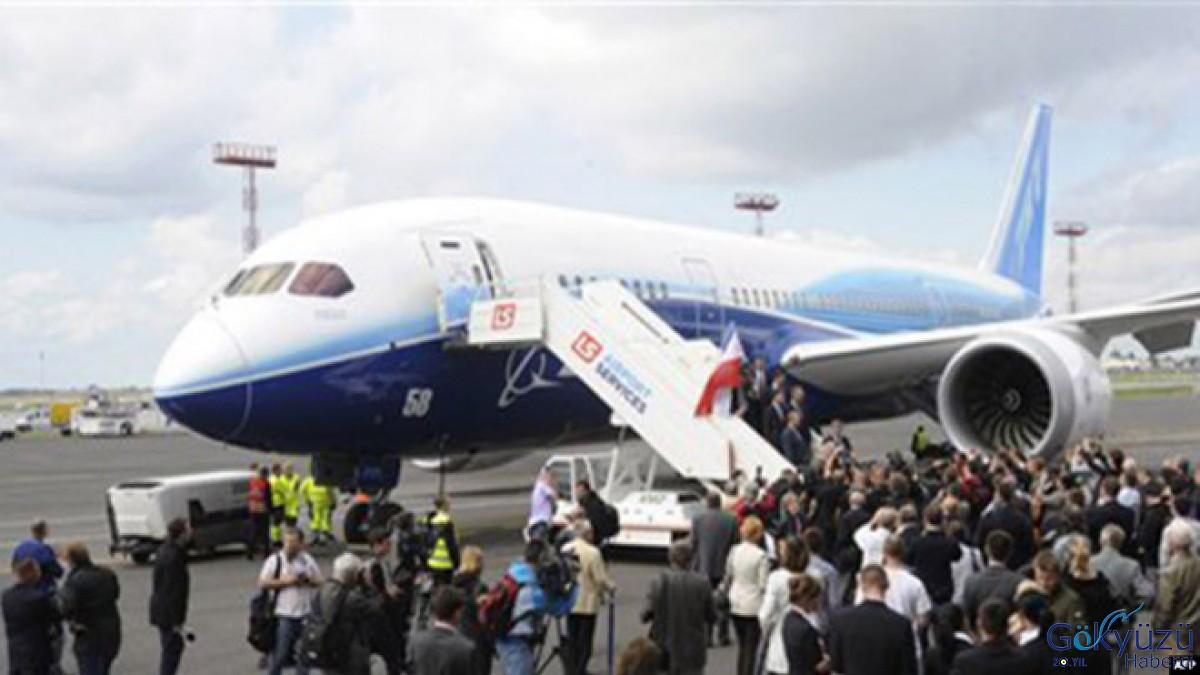 Boeing Uçağı almaktan vazgeçtiler!
