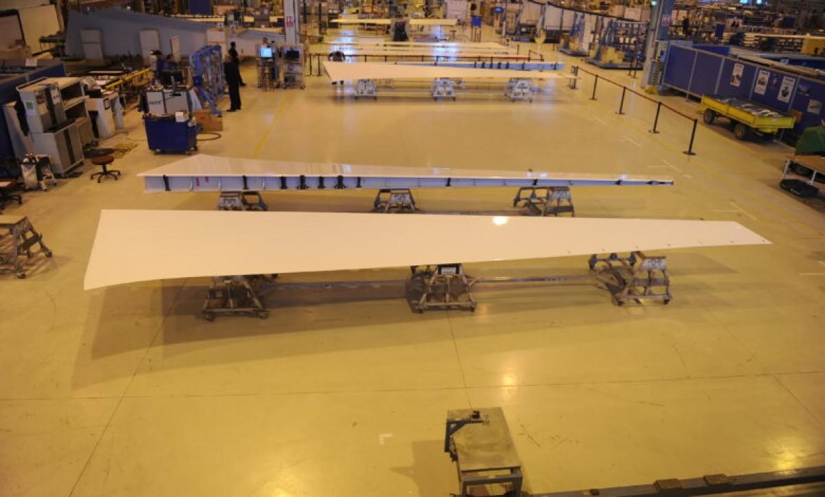 Boeing'ten TUSAŞ'a teslimat ve kalite ödülü