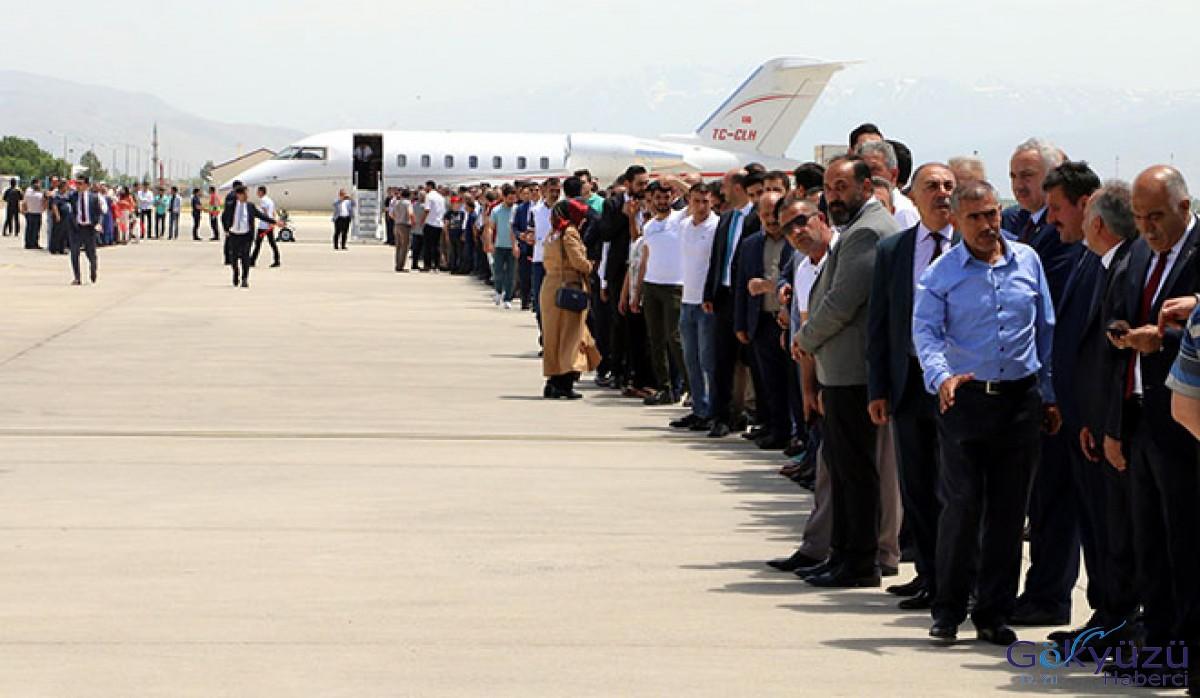Bon Air: Uçağımız AK Parti Teskilatı'na kiralandı