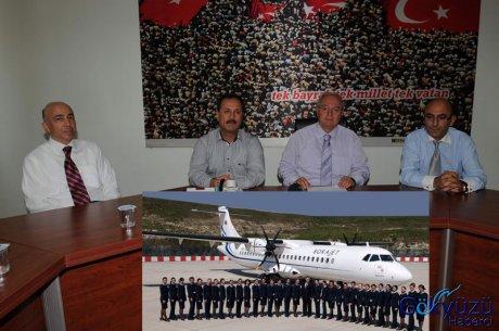 Bora Jet Ankara ve İstanbul uçuşlarına başladı